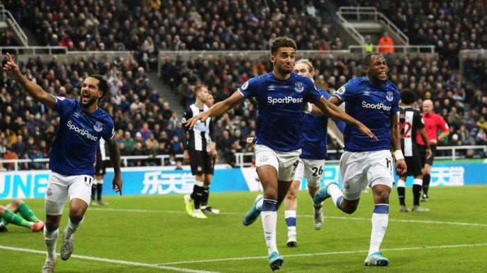 Hasil Liga Inggris 2019 - Everton Bungkam Newcastle United 2-1, Catatan Positif Carlo Ancelotti