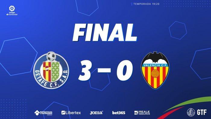 Hasil, Klasemen & Top Skor Liga Spanyol Setelah Valencia Kalah, Atletico Menang, Roger Marti 10 Gol