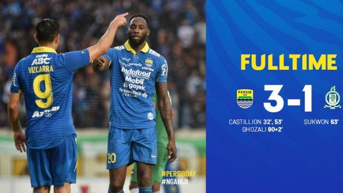 Robert Alberts Umumkan Skuad Persib Bandung Liga 1 2020, Geoffrey Castillion Tumpuan di Depan