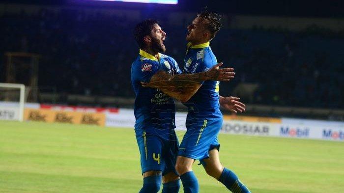 Hasil Akhir Persib Bandung vs PS Tira Persikabo, Maung Bandung Ditahan Imbang PS Tira Persikabo