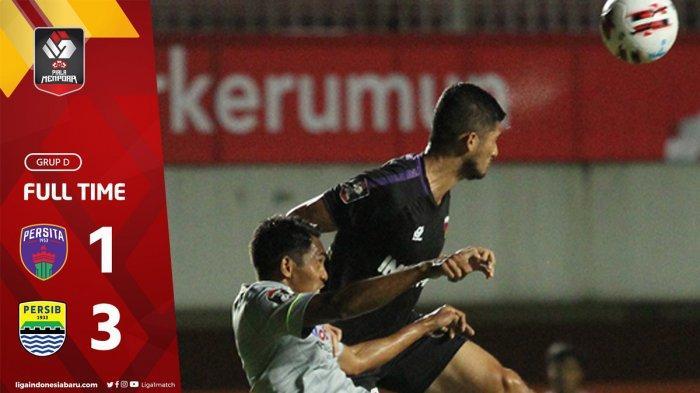 Hasil, Klasemen, Top Skor Piala Menpora 2021 Setelah Bali United, Persib Menang, Assanur Rijal 3 Gol