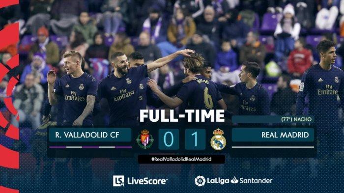 Hasil, Klasemen dan Top Skor Liga Spanyol Setelah Barcelona Kalah, Real Madrid Menang, Messi 14 Gol