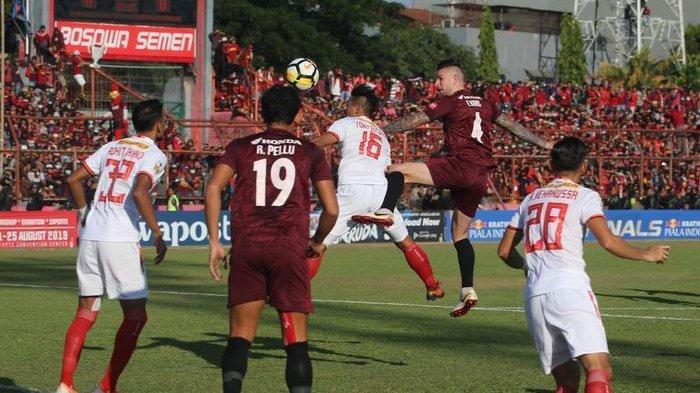 Hasil Akhir PSM Makassar vs Persija Jakarta, Menang 2-0 Juku Eja Juarai Piala Indonesia 2018