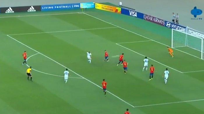 SEDANG BERLANGSUNG Live Streaming Argentina vs Chile di Copa America 2021, Lionel Messi Main