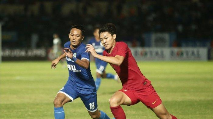 Hasil Akhir Timnas U23 Indonesia vs PSIM Yogyakarta, Garuda Muda Tahan Imbang Laskar Mataram