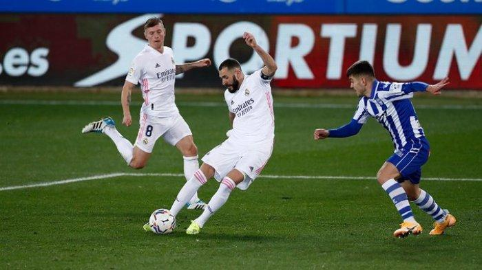 Siaran Langsung Real Madrid vs Real Betis, Kick Off 02.00 WIB, Los Blancos Kudeta Puncak Klasemen?