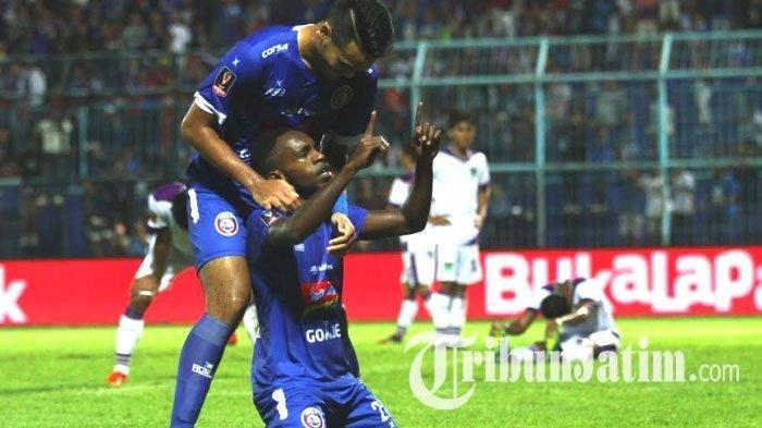 Arema FC Juara Piala Presiden 2019, Singo Edan Terima Hadiah Rp 3,5 Miliar, Runner Up Rp 2,35 Miliar