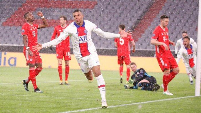 Siaran Langsung PSG vs Muenchen, Kick Off 02.00 WIB Live Streaming TV Online & SCTV