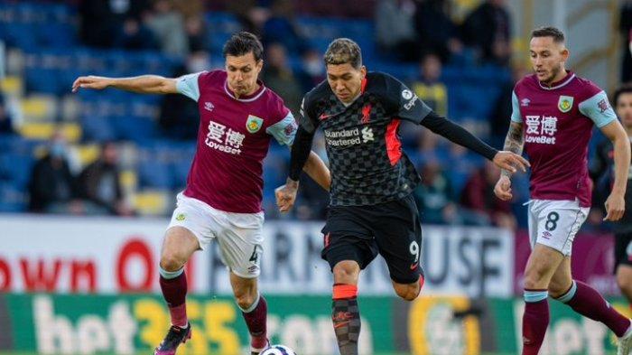 Hasil Liga Inggris - Gol Chamberlain Tutup Pesta Gol Liverpool ke Gawang Burnley