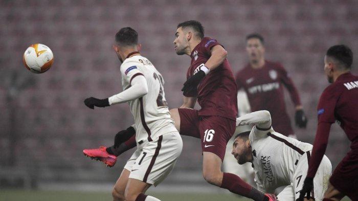 Hasil Klasemen Top Skor Liga Europa 2020 2021 Arsenal As Roma Segel Tiket 32 Besar Yazici 6 Gol Halaman All Tribun Batam