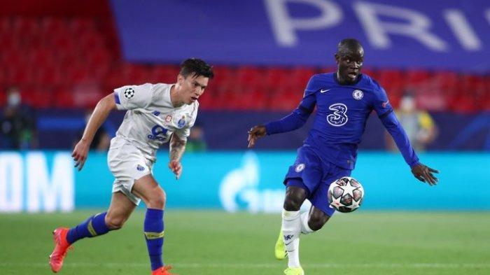 Hasil Liga Champions - Dipermalukan FC Porto 0-1, Chelsea Tetap Lolos ke Semifinal