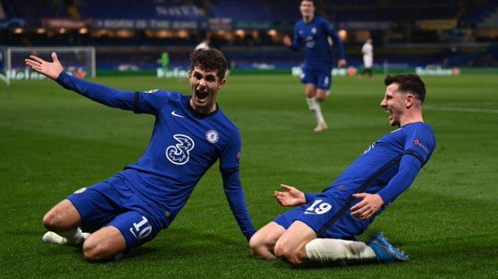 Hasil Liga Champions - Chelsea Tumbangkan Real Madrid 2-0, The Blues Tantang Man City di Final