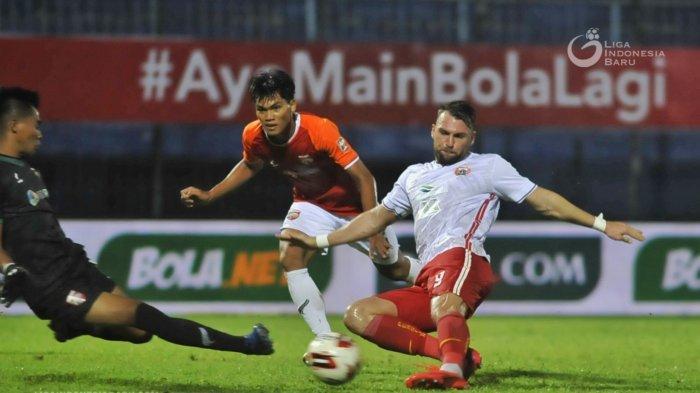 Hasil Lengkap & Klasemen Grup B Piala Menpora 2021, Persija Menang, PSM Pimpin Klasemen