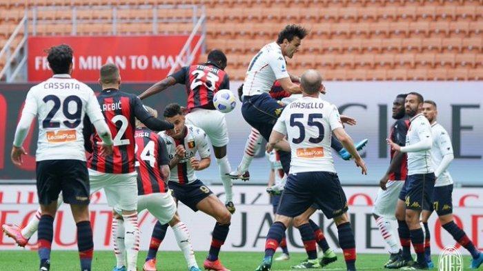 Hasil Lengkap dan Klasemen Liga Italia, AC Milan Menang, Inter Imbang, Juventus Tumbang