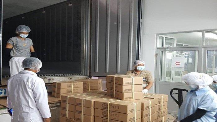 Stasiun KIPM Batam Klaim Ekspor Hasil Perikanan Tak Terpengaruh Pandemi Covid-19