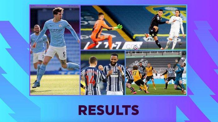 Hasil, Klasemen, Top Skor Liga Inggris Setelah Man City Menang, West Ham Kalah, Mo Salah 17 Gol