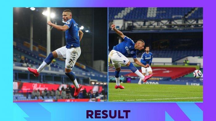 Hasil, Klasemen, Top Skor Liga Inggris Setelah Everton Menang, Soton Kalah, Mohamed Salah 17 Gol