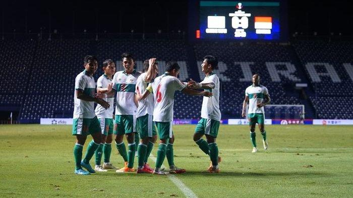 Hasil Timnas Indonesia vs Taiwan, Skuad Garuda Menang Telak, Egy dan Witan Cetak Gol