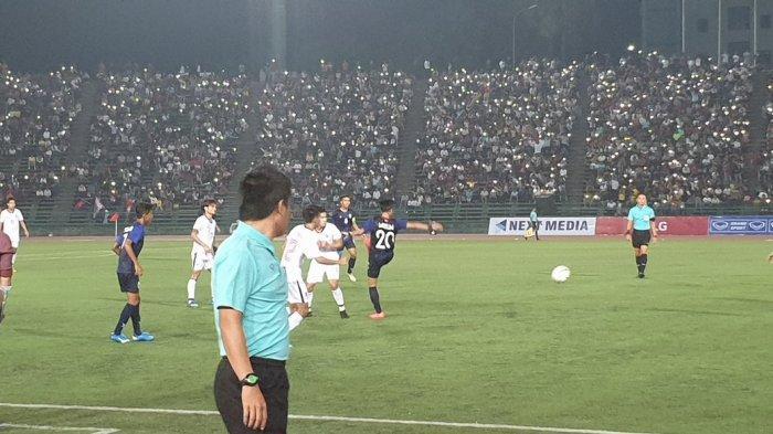 Hasil Kamboja vs Thailand Semifinal Piala AFF U22, 90 Menit Berakhir Imbang, Dilanjutkan Ekstra Time
