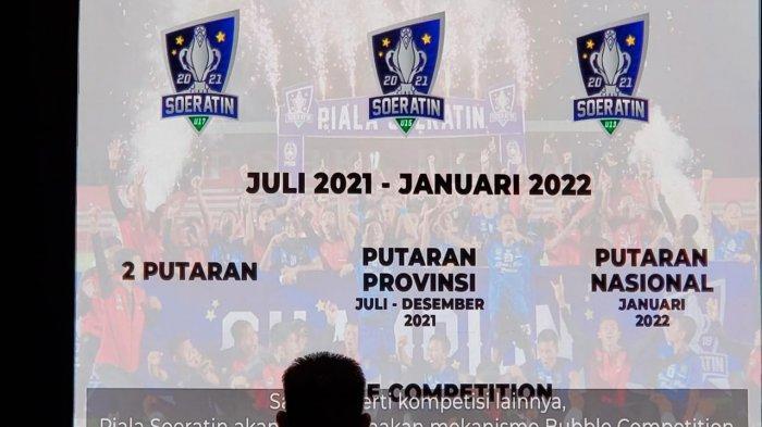KONGRES PSSI - Hasil Kongres Tahunan PSSI 2021 di Jakarta. Liga 3 diketahui akan kembali digelar sekira bulan Juni 2021.