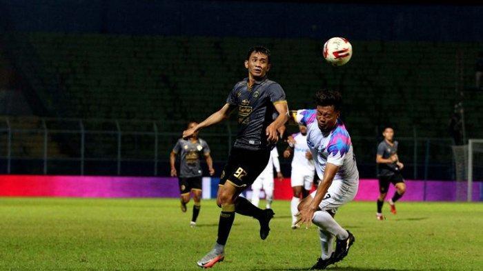 Hasil Laga Ujicoba Arema vs RANS Cilegon FC, Singo Edan Pesta Gol