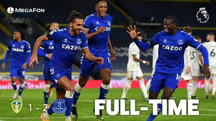Hasil, Klasemen, Top Skor Liga Inggris Setelah Man City Menang Liverpool Kalah, Calvert-Lewin 12 Gol