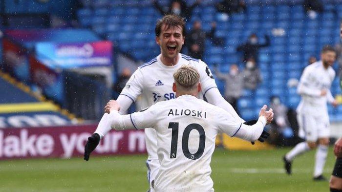 Hasil Liga Inggris - Dipermalukan Leeds United, Peluang Spurs di Zona Eropa Makin Jauh