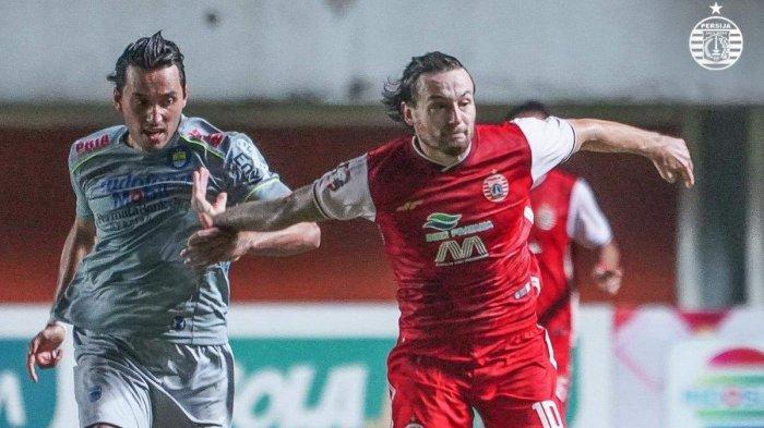 Persija Menang di Final Leg 1 Piala Menpora 2021, Sudirman: Kita Eksploitasi Kelemahan Persib