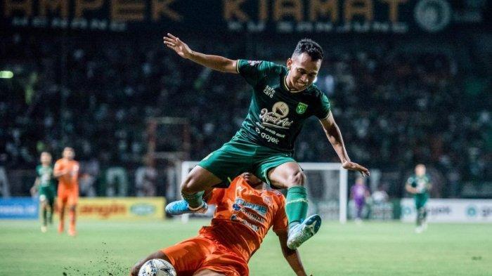 Hasil Liga 1 2019 - Ditahan Imbang Borneo FC, Persebaya Surabaya Gagal Raih Tiga Poin