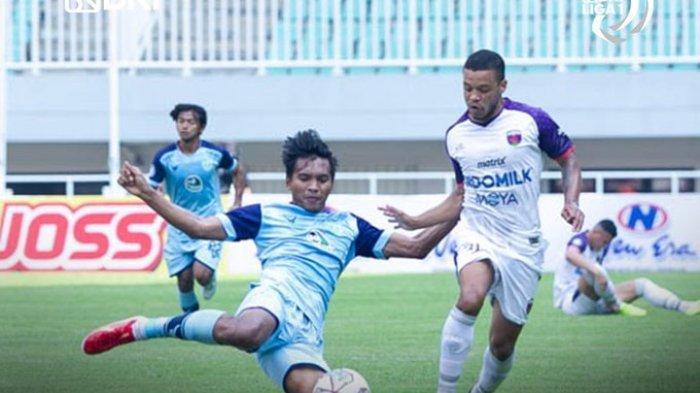 Hasil Liga 1 2021 - Gol Rifky Bawa Kemenangan Persita Tangerang Kontra Persela Lamongan