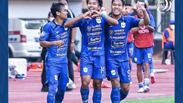 Gol Riyan Menit 90 Bawa PSIS Semarang Tekuk Persela Lamongan