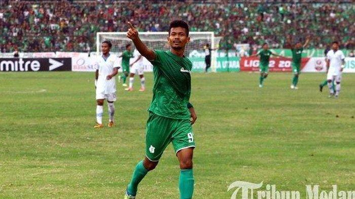 Hasil Liga 2 2019 - Derby Sumatera, PSMS Medan Permalukan Sriwijaya FC Dikandang