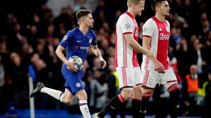Hasil Liga Champions 2019 - Drama 8 Gol, Chelsea Ditahan Imbang Ajax, Diwarnai 2 Gol Bunuh Diri