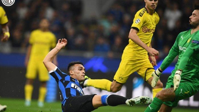 Live Streaming Borussia Dortmund vs Inter Milan Liga Champions 2019 via Vidio Premier, Akses Disini!