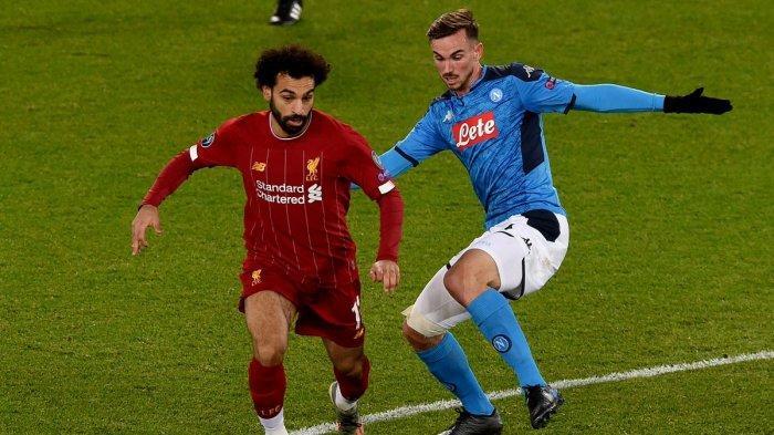 Hasil Liga Champions 2019 - Liverpool Tahan Imbang Napoli, Gol Lovren Selamatkan The Reds