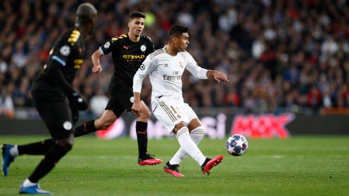 Hasil Liga Champions Real Madrid vs Man City, The Citizens Come Back! Los Blancos Kalah 1-2
