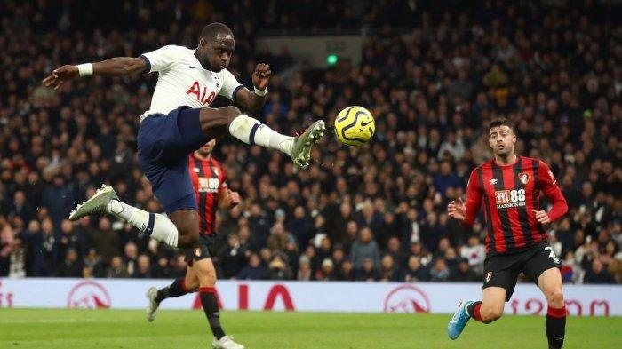 Hasil Liga Inggris 2019 - Dele Alli Brace, Tottenham Hotspur Gilas Bournemouth 3-2