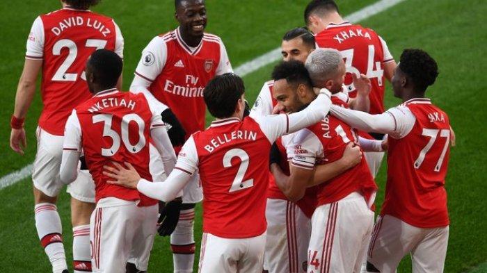 Siaran Langsung Arsenal vs Everton, Kick Off 02.00 WIB, Catatan Ini Untungkan The Gunners
