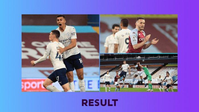 Hasil, Klasemen, Top Skor Liga Inggris Setelah Tottenham Menang, Man City Menang, Harry Kane 21 Gol