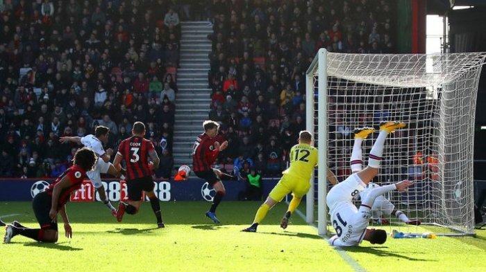 Hasil Liga Inggris - Tahan Imbang Bournemouth, Brace Marcos Alonso Selamatkan Chelsea dari Kekalahan