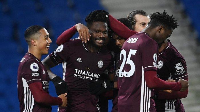 Hasil, Klasemen, Top Skor Liga Inggris Setelah Leicester Menang, Arsenal Imbang, Aubameyang 9 Gol