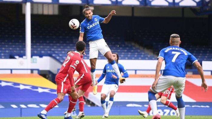 VAR Everton Vs Liverpool, Drama Sadio Mane Offside atau Tidak?