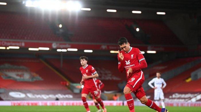 Hasil Liga Inggris - Hajar Leicester City, Liverpool Tempel Tottenham Hotspur di Puncak Klasemen