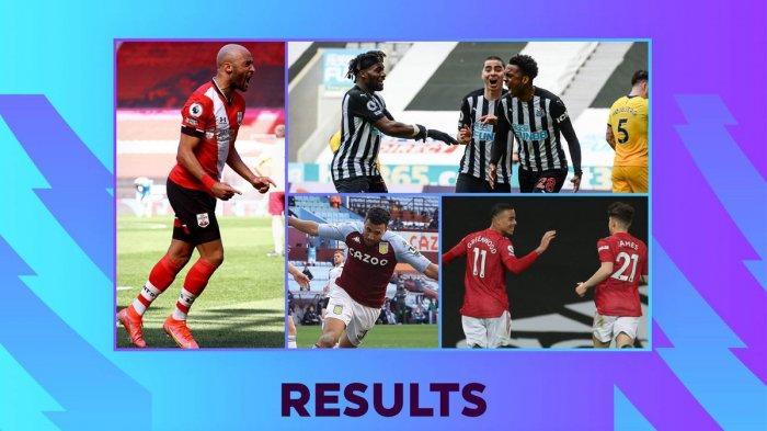 Hasil, Klasemen, Top Skor Liga Inggris Setelah Man United Menang, Spurs Imbang, Harry Kane 19 Gol