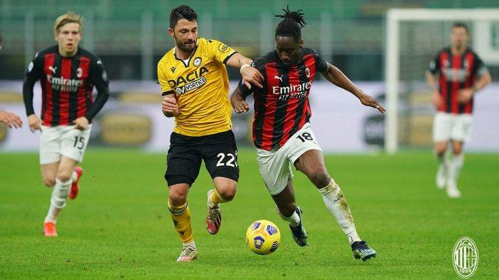 Hasil, Klasemen, Top Skor Liga Italia Setelah AC Milan Imbang, Atalanta Menang, Luis Muriel 15 Gol