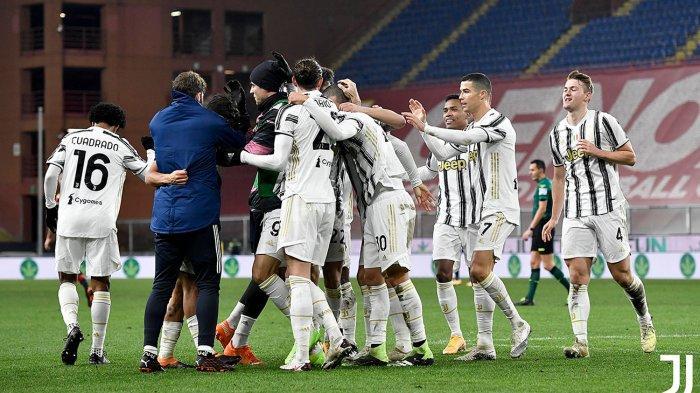 Prediksi Susunan Pemain Juventus Vs As Roma Malam Ini 00 00 Wib Duet Ronaldo Dan Morata Tribun Batam