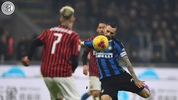 Hasil Liga Italia Inter Milan vs AC Milan, Sempat Tertinggal 2 Gol, Inter Bangkit, Hajar Milan 4-2