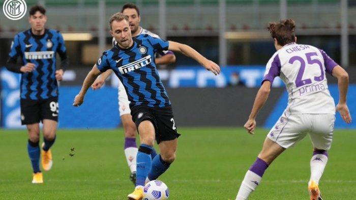 Siaran Langsung Fiorentina vs Inter Milan, Kick Off 02.45 WIB Live TV Online BeIN Sports & RCTI!