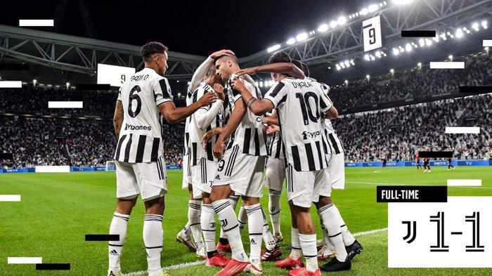 Prediksi Susunan Pemain Juventus vs Sampdoria, Federico Chiesa Main, Max Allegri Rotasi Pemain