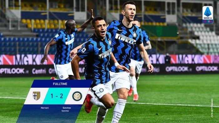 Hasil, Klasemen, Top Skor Liga Italia Setelah Inter Milan Menang, Cristiano Ronaldo 20 Gol